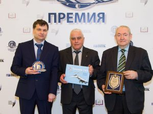 Наше издание «Туполев-144» отмечено престижной премией «Щит и Меч Отечества»